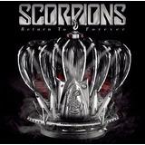 Scorpions Return To Forever[cd Original Lacrado De Fabrica]